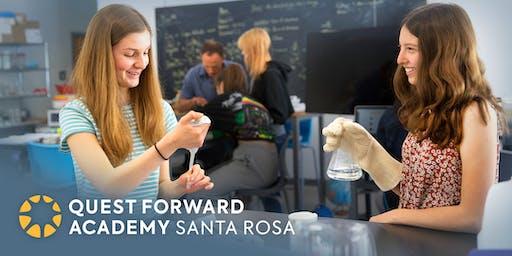 Quest Forward Academy Open House - October 24, 2019