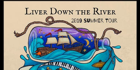 Liver Down The River at Flagstaff's Green Room tickets