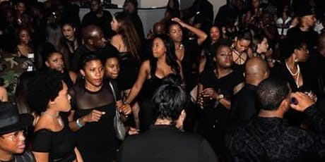 2nd Annual Afrobash Black Attire Party tickets