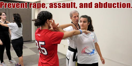 Women's Self-Defense Class (Glen Cove Public Library)