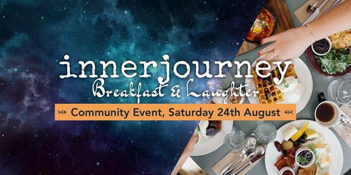 Breakfast & Laughter - innerjourney Community Event