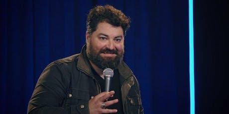 SEAN PATTON (Comedy Central, Conan, Fallon) - LATE SHOW tickets