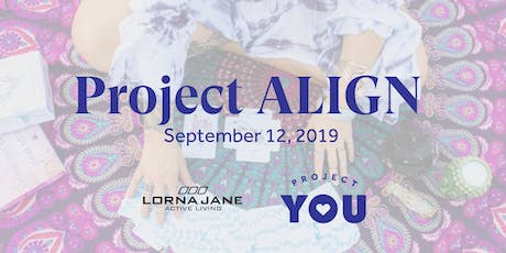Project Align tickets