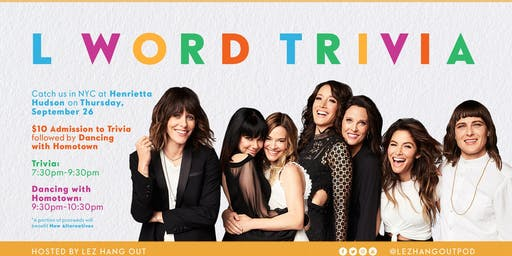 The L Word Trivia - NYC