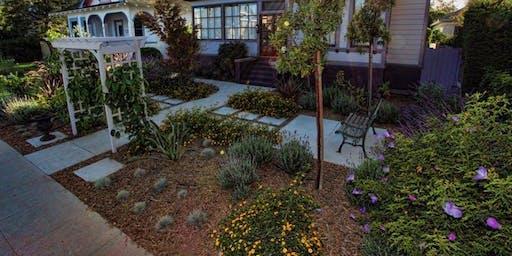 Entrenamiento para un jardín amigable a California