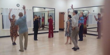Newcomer Salsa (September, 4 class session) tickets