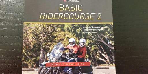 ERC/BRC2#416E 9/17 & 9/21 (ADVANCED COURSE - Tues night classroom session & Sat AFTERNOON riding session)