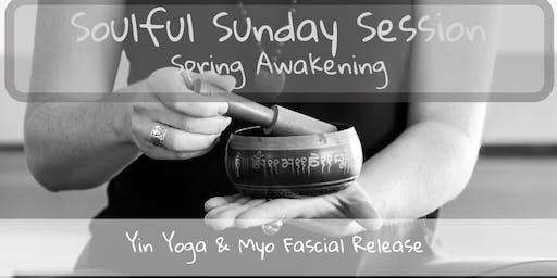 Soulful Sunday Session - Spring Awakening