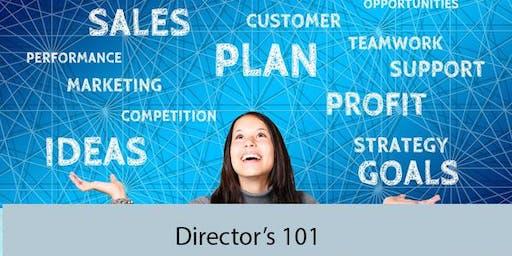 Directors 101