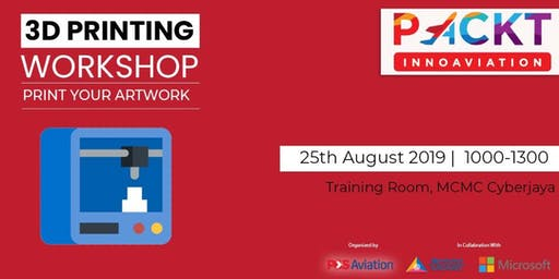 3D Printing Workshop: Print Your Artwork