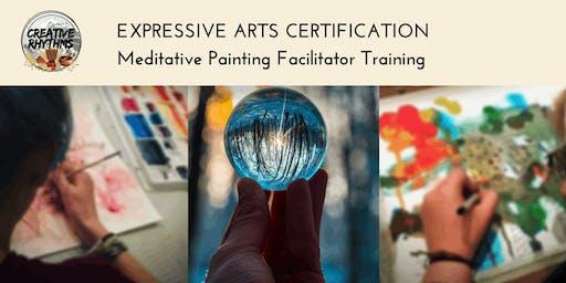 Expressive Arts Facilitator Training 2019