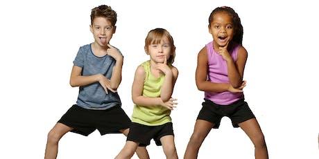 Children Hip Hop Dance Class (September, 4 class session) tickets