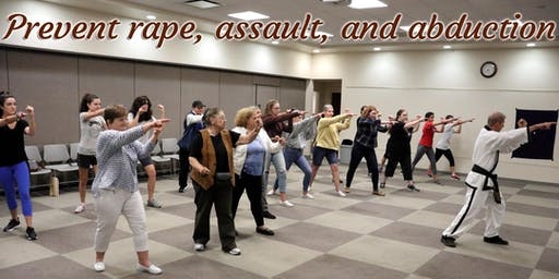 Women's Self-Defense Class (Rogers Memorial Library)