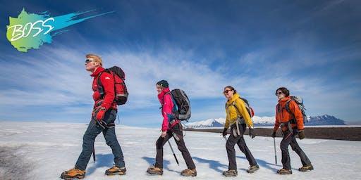 BOSS Glacier Hike w/ODR