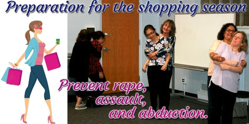 Women's Self-Defense Class (preparation for shopping season) - Glen Head