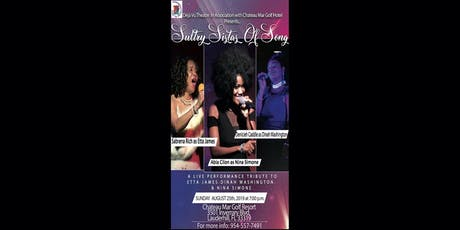"""Sultry Sistas of Songs"" tickets"