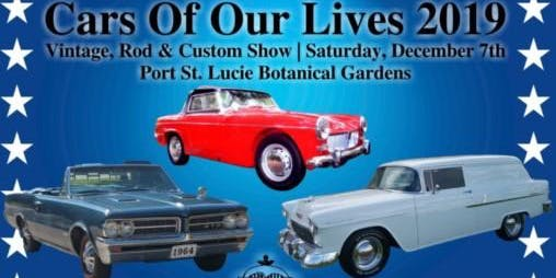 TCVCC Cars Of Our Lives Show 2019