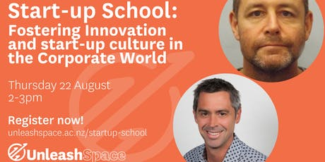 Fostering innovation & start-up culture in the corporate world tickets