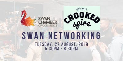 Swan Networking @ Crooked Spire