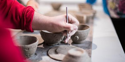Get Dirty with Clay at Karma Collab Hub (Hand Building)
