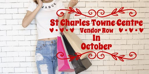 St Charles Towne Centre Vendor Row