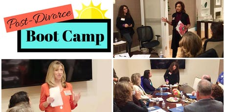 Post-Divorce Boot Camp - Southborough tickets
