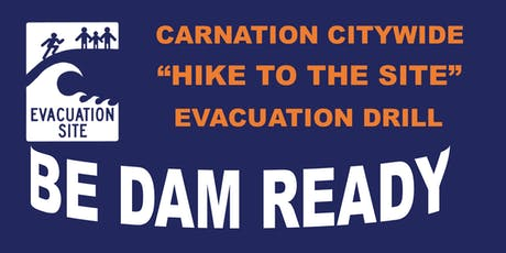Carnation Citywide Evacuation Drill tickets