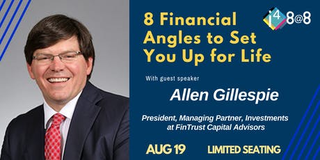 8@8: Financial Angles to Set You Up for Life tickets