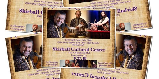 An Unprecedented Night of Melodious & Rhythmic Exchange