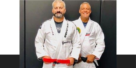 Carlos Machado Seminar & Belt Promotion tickets