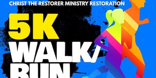 CTRM 5K Restoration Walk/Run