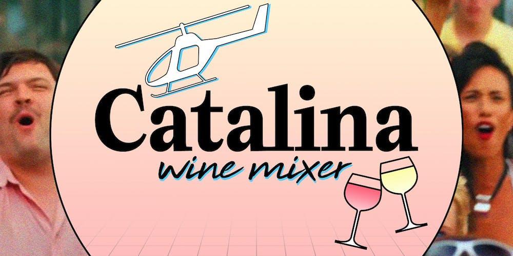 Melbourne's Catalina Wine Mixer