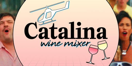 Melbourne's Catalina Wine Mixer