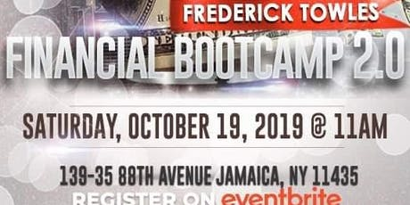 Financial Bootcamp 2.0 tickets