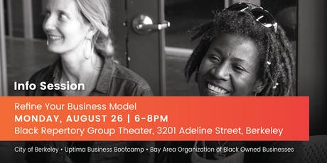 Information Session - Berkeley Business Retention Program tickets