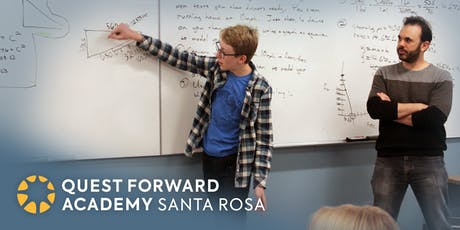Quest Forward Academy Open House - December 5, 2019 tickets