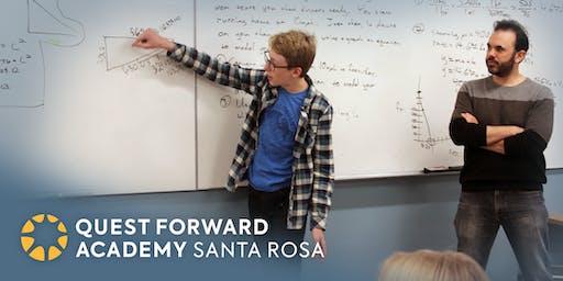 Quest Forward Academy Open House - December 5, 2019