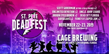 St Pete Dead Fest  tickets