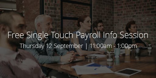 Reckon Single Touch Payroll Info Session - Mackay