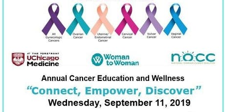 Gynecological Cancer Awareness Month tickets