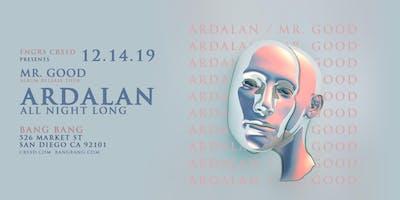 ARDALAN (OPEN TO CLOSE)