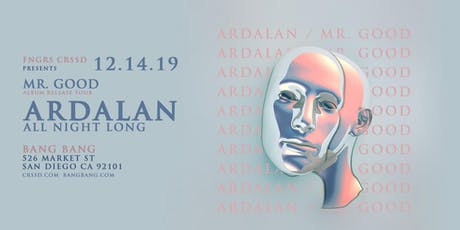 ARDALAN (OPEN TO CLOSE) tickets