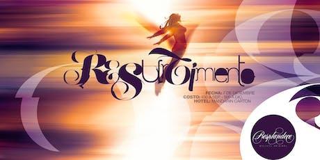 """Resplandece- """"Resurgimiento"""" tickets"""