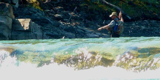 Euronymphing 101 - River/Stream Fishing School - Calgary/Edmonton/Red Deer