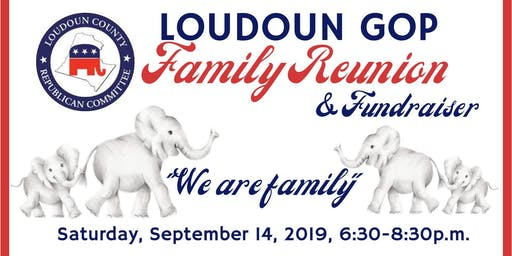 Loudoun GOP Family Reunion fundraiser