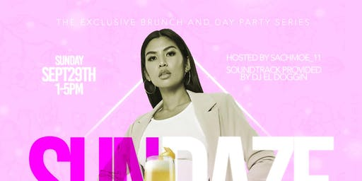 SUNDaze Brunch and Day Party