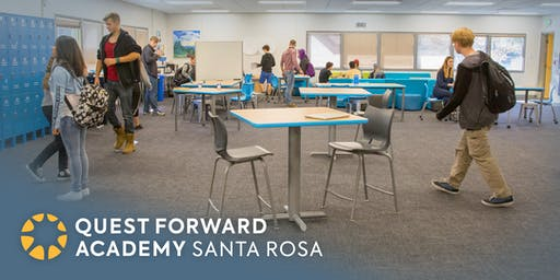 Quest Forward Academy Open House - March 5, 2020