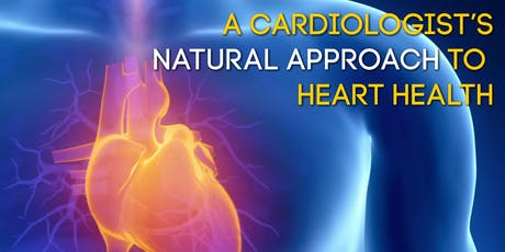 Heart Health: A Cardiologist's Functional Medicine Approach tickets