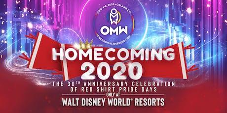One Magical Weekend 2020 at Walt Disney World® Resorts * Orlando, Florida * tickets