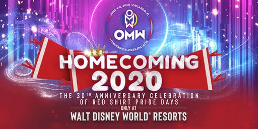 One Magical Weekend 2020 at Walt Disney World® Resorts * Orlando, Florida *